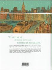 The time before - 4ème de couverture - Format classique