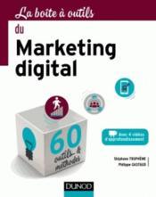 La boîte à outils ; du marketing digital - Couverture - Format classique