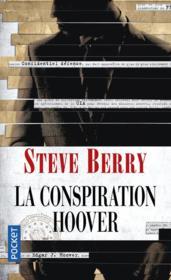 La conspiration Hoover - Couverture - Format classique