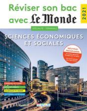 Réviser son bac avec Le Monde ; spécialité SES - Couverture - Format classique