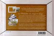 Provence de village en village ; aquarelles - 4ème de couverture - Format classique