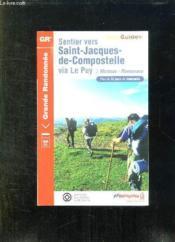 St jacques de compostelle, moissac, ronce 32-40-64-82 gr65-06 - Couverture - Format classique