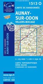 Aunay-sur-Odon - Couverture - Format classique