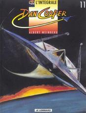 Dan Cooper ; intégrale t.11 - Intérieur - Format classique