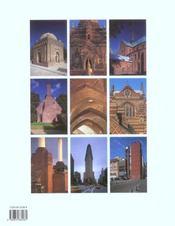 L'Art Et L'Histoire De La Brique - 4ème de couverture - Format classique