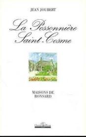 La possonière Saint-Cosme - Couverture - Format classique