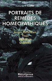 Portraits Remedes Homeopathiques T.3 - Couverture - Format classique
