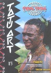Tatuart t.3 - Intérieur - Format classique