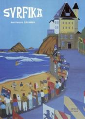Surfika ; le dimanche des basques - Couverture - Format classique