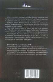 Filons (!) - 4ème de couverture - Format classique