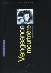Vengeance meurtrière - Intérieur - Format classique