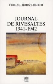 Journal de Rivesaltes 1941-1942 - Couverture - Format classique