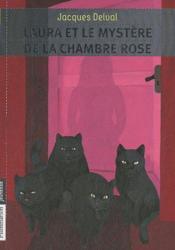 Laura et le mystère de la chambre rose - Couverture - Format classique