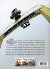 Paddock, les coulisses de la F1 t.4 - 4ème de couverture - Format classique