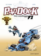 Paddock, les coulisses de la F1 t.4 - Couverture - Format classique