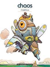 Chaos (édition 2011) - Couverture - Format classique