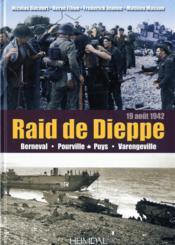 Dieppe ; le raid ; 19 août 1942 - Couverture - Format classique