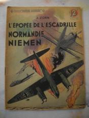 L'Epopee De L'Escadrille Normandie Niemen - Couverture - Format classique