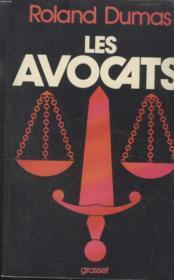 Les Avocats. - Couverture - Format classique