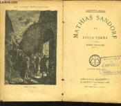 Mathias Sandorf. TOME 1er - Couverture - Format classique