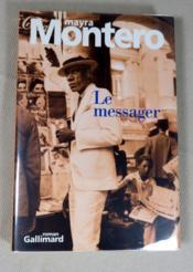 Le messager. - Couverture - Format classique