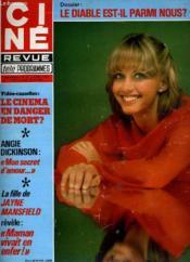 Cine Revue - Tele-Programmes - 59e Annee - N° 14 - Serie Noire - Couverture - Format classique