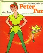 Histoires Enchantees - Peter Pan - Couverture - Format classique
