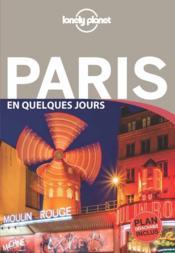Paris en quelques jours (4e édition) - Couverture - Format classique