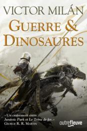 Guerre & dinosaures T.1 - Couverture - Format classique