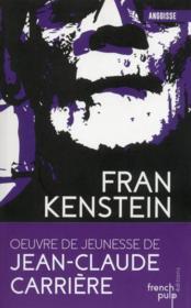 Frankenstein ; INTEGRALE T.5 ET T.6 ; Frankenstein rôde ; la cave de Frankenstein - Couverture - Format classique