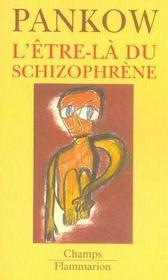 L'Etre-La Du Schizophrene - Intérieur - Format classique