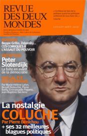 REVUE DES DEUX MONDES ; la violence politique est-elle une spécificité française ? (édition 2019) - Couverture - Format classique