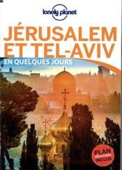 Jérusalem et Tel-Aviv (édition 2019) - Couverture - Format classique