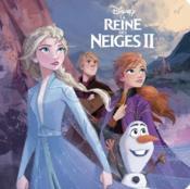 La Reine des Neiges 2 ; l'histoire du film - Couverture - Format classique