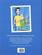 Le monde à l'envers T.1 ; l'envers du décor - 4ème de couverture - Format classique