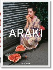 Araki ; 40th anniversary edition - Couverture - Format classique