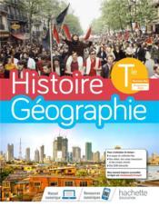 Histoire-geographie terminales compilation - livre eleve - ed. 2020 - Couverture - Format classique