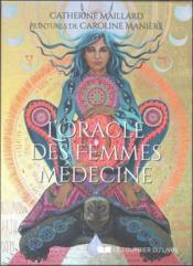 L'oracle des femmes médecine (coffret) - Couverture - Format classique