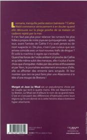 Bretzel et beurre salé T.2 ; une pilule difficile à avaler - 4ème de couverture - Format classique