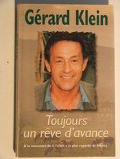 Toujours Un Reve D'Avance - Intérieur - Format classique