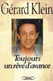 Toujours Un Reve D'Avance - Couverture - Format classique