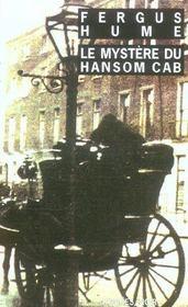 Le mystere du hansom cab - Intérieur - Format classique