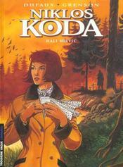 Niklos Koda t.5 ; hali mirvic - Intérieur - Format classique