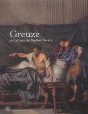 Greuze et l'affaire du septime severe - Intérieur - Format classique