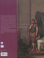 Greuze et l'affaire du septime severe - 4ème de couverture - Format classique