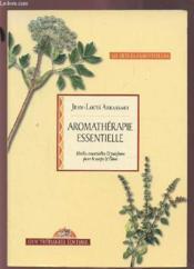 Aromatherapie Essentielle - Couverture - Format classique