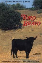 Toro Bravo - Couverture - Format classique