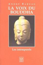 La voix du bouddha (ned) - Intérieur - Format classique
