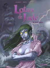 Lotus de Jade: Kaï Sekh - Couverture - Format classique