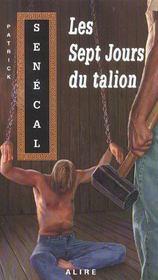 Les sept jours du talion - Intérieur - Format classique
